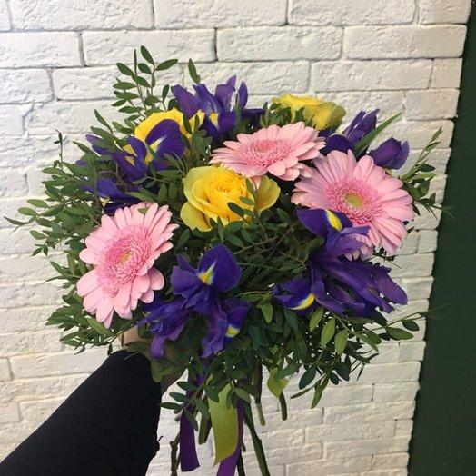 Летний букетик: букеты цветов на заказ Flowwow