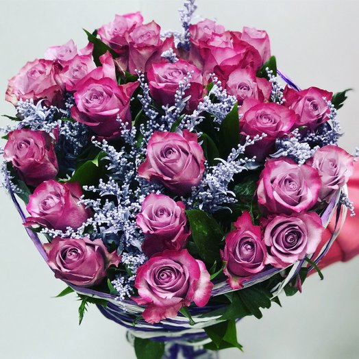 Мулен Руж: букеты цветов на заказ Flowwow