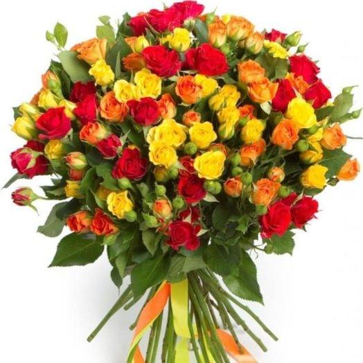 Букет  122 Картье: букеты цветов на заказ Flowwow