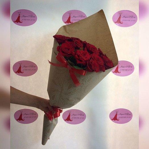 Копмлимент: букеты цветов на заказ Flowwow