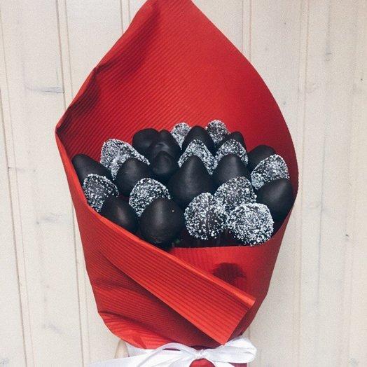 Букет Строгость: букеты цветов на заказ Flowwow
