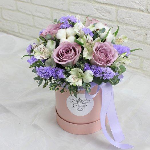 Воздушная гавань 2: букеты цветов на заказ Flowwow