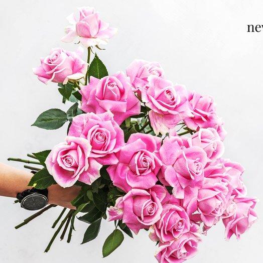 Aroma of roses: букеты цветов на заказ Flowwow