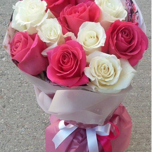 Нежность чувств: букеты цветов на заказ Flowwow