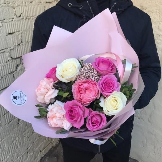 Букет недели 2: букеты цветов на заказ Flowwow
