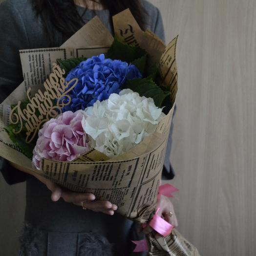 Букет мамочке ( топпер мамочке в подарок): букеты цветов на заказ Flowwow