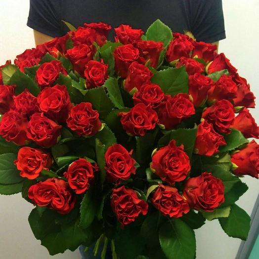 Букет эль торо: букеты цветов на заказ Flowwow