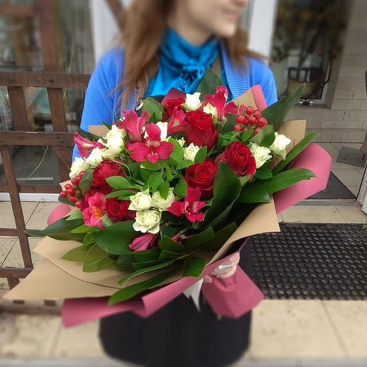Дезири: букеты цветов на заказ Flowwow