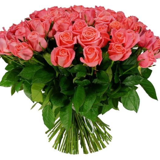 Букет из 101 розАнна Карина: букеты цветов на заказ Flowwow