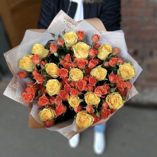 Цветущий луг Z6: букеты цветов на заказ Flowwow