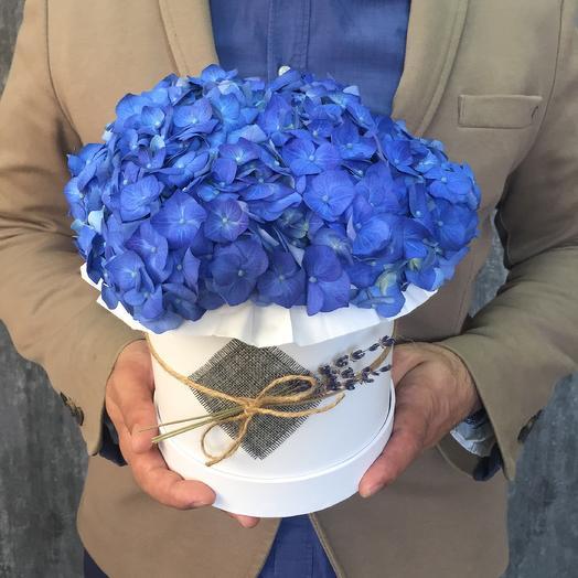 Небесный топаз: букеты цветов на заказ Flowwow