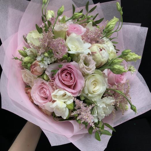 Girl s dreams: букеты цветов на заказ Flowwow