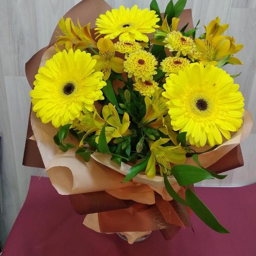 Школьная перемена: букеты цветов на заказ Flowwow