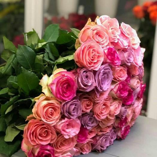 Микс дня: букеты цветов на заказ Flowwow