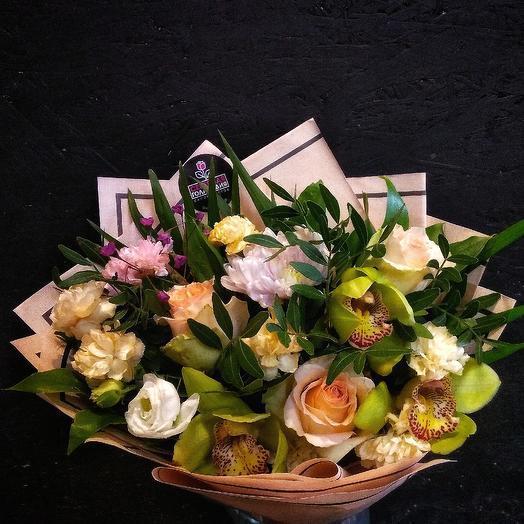 Букет предчевствие: букеты цветов на заказ Flowwow