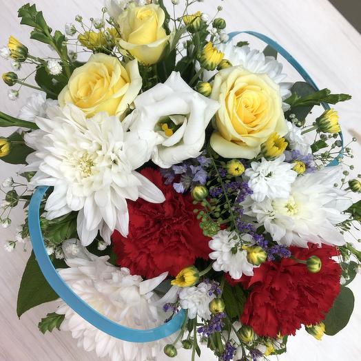 Готовимся ко дню учителя: букеты цветов на заказ Flowwow