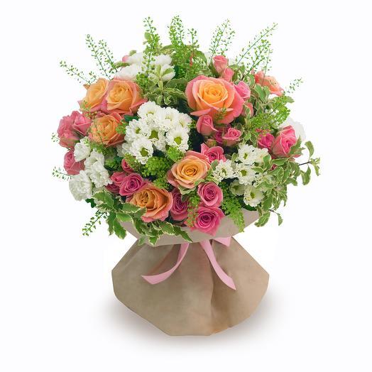 """Букет """"Персея"""": букеты цветов на заказ Flowwow"""