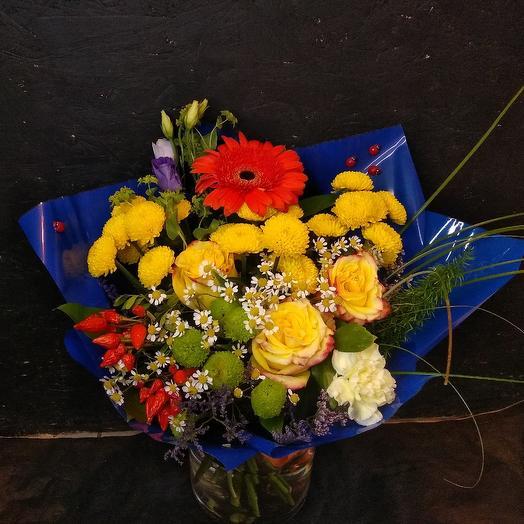 Буке: букеты цветов на заказ Flowwow