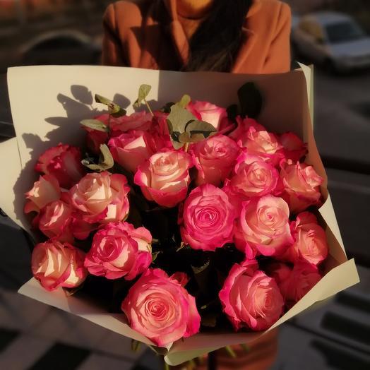 Супер розы 🌹🌹🌹: букеты цветов на заказ Flowwow