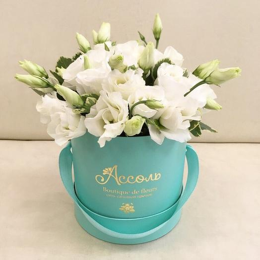 Снежинка: букеты цветов на заказ Flowwow