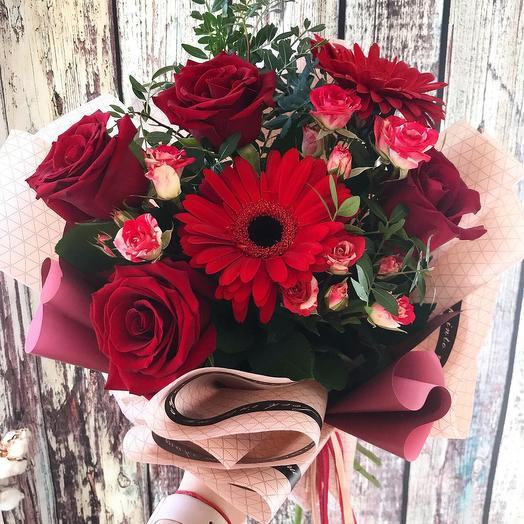 Моно 1: букеты цветов на заказ Flowwow