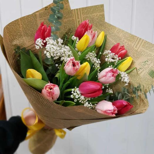 Алия: букеты цветов на заказ Flowwow