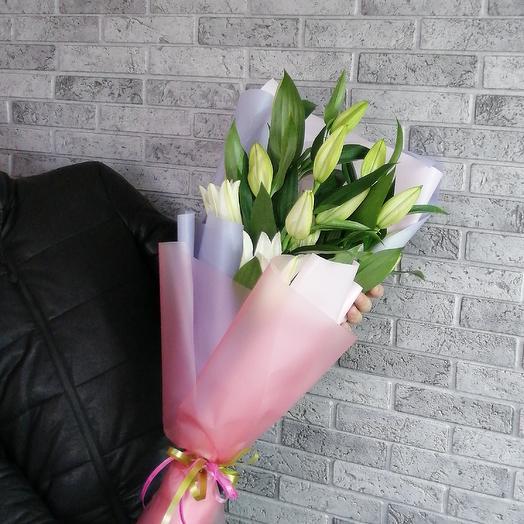 Аромат желаний: букеты цветов на заказ Flowwow