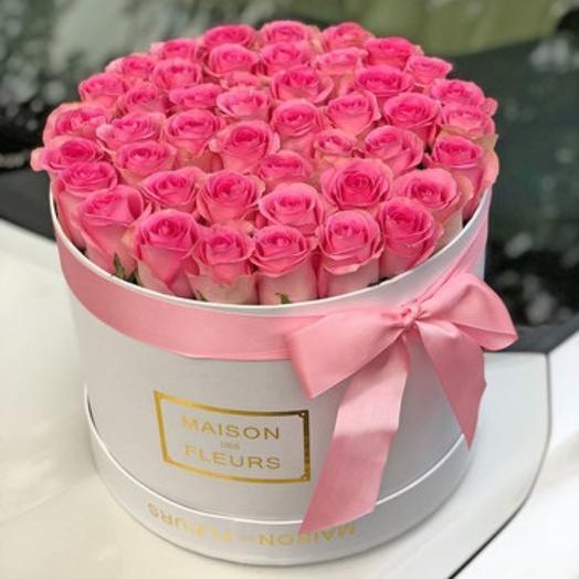 Корлбка Джамиля: букеты цветов на заказ Flowwow