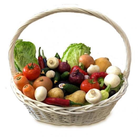 Корзина Овощная