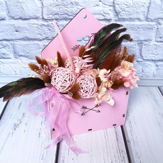 Dried Box Pink