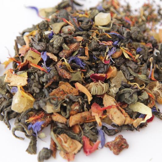 Зелёный чай Мулен руж