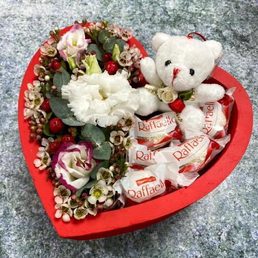 Сердечная коробочка