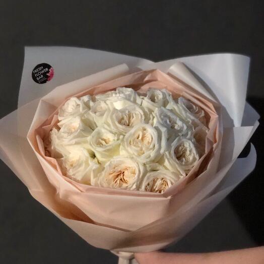 Роза пионовидная 2