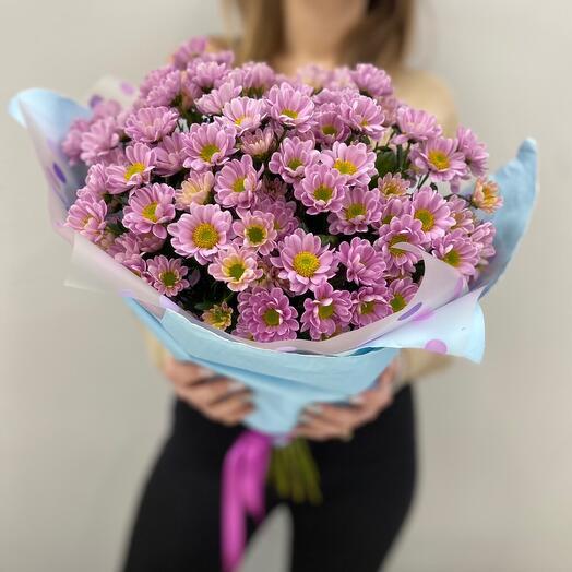 Букет цветов из Сантини