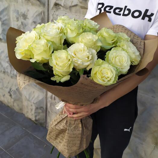 Шикарная Эквадорская Роза