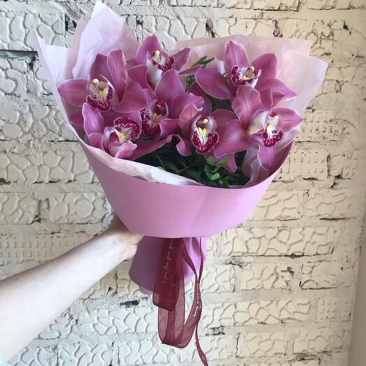 Монобукет орхидеи