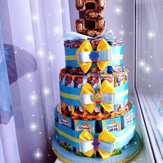 Торт «Няня»