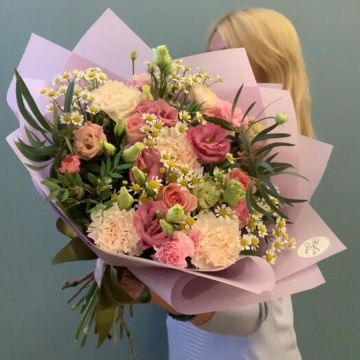 Букет цветов « Настроение»