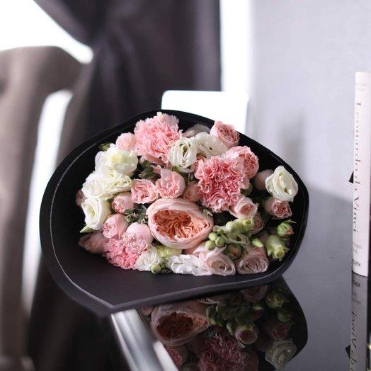 Букет West Yorkshire: букеты цветов на заказ Flowwow