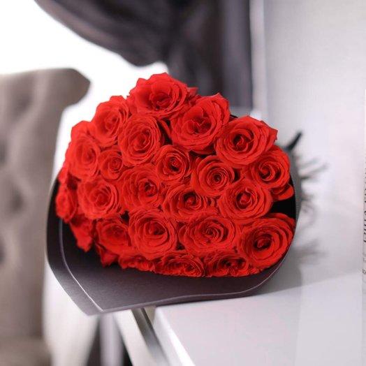 Букет из 25 роз Nina