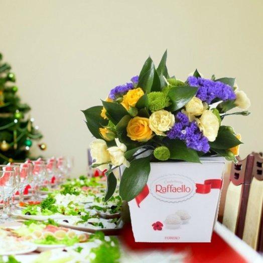 Рафаельчик: букеты цветов на заказ Flowwow