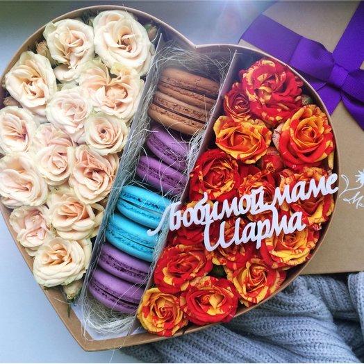 Самому лучшему руководителю: букеты цветов на заказ Flowwow