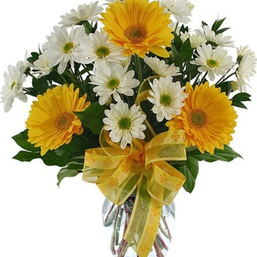 "Букет ""Доброе утро"": букеты цветов на заказ Flowwow"