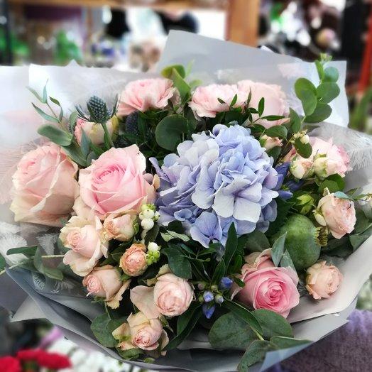 Букет Романтическое Утро: букеты цветов на заказ Flowwow