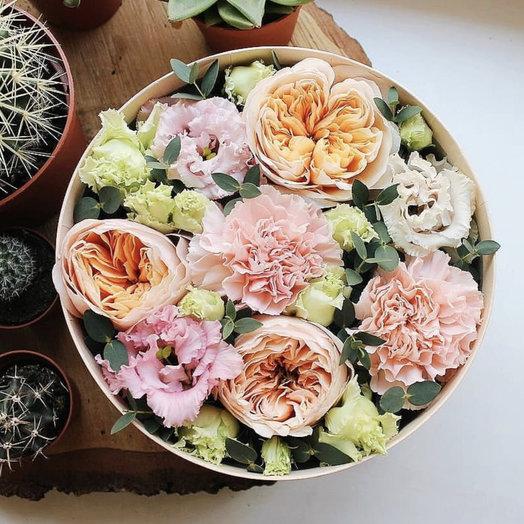 Зефирные облака: букеты цветов на заказ Flowwow