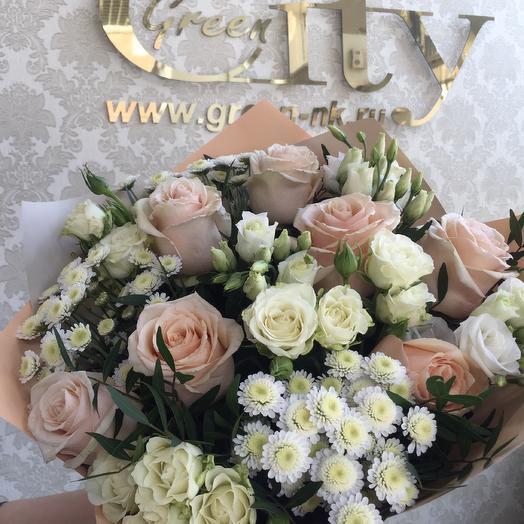 Милая: букеты цветов на заказ Flowwow