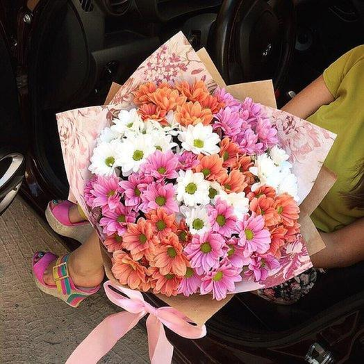 "Букет ""Эйфория"": букеты цветов на заказ Flowwow"
