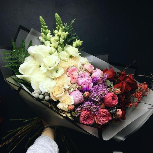 Амбре: букеты цветов на заказ Flowwow