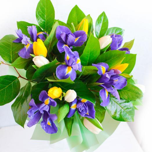 Чудесная мелодия: букеты цветов на заказ Flowwow