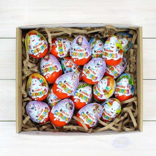"Gift set ""Kinder"": flowers to order Flowwow"